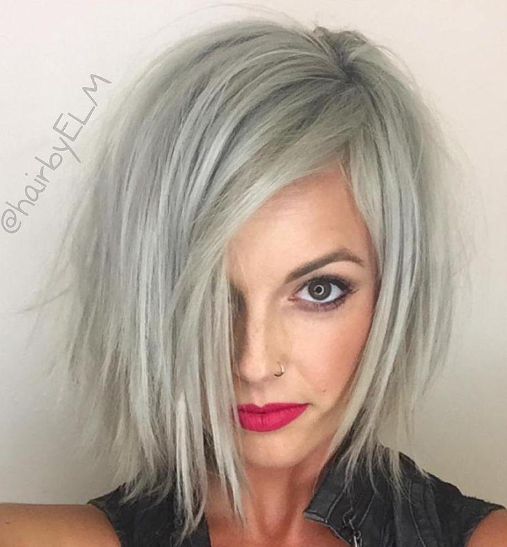 25 best ideas about medium choppy hair on pinterest