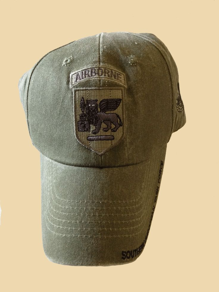 military baseball caps velcro hat us marketplace army southern task force cap
