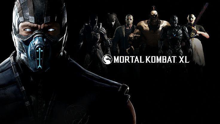 Mortal Kombat XL [MULTI] PC