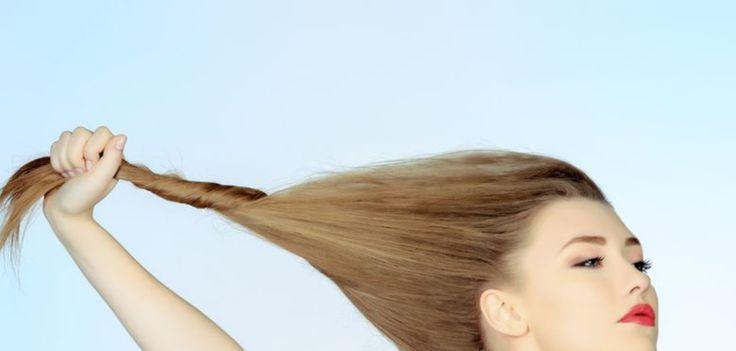 Recette à base d'huile de ricin pour des cheveux plus forts