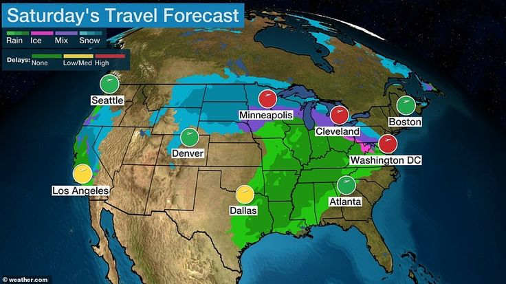 Bomb cyclone causes Thanksgiving travel chaos for millions