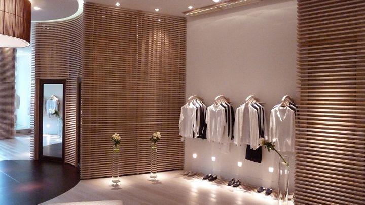 100% Capri store by Giachi Design, Miami » Retail Design Blog