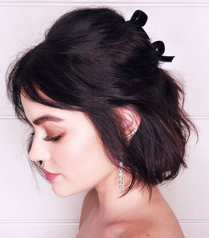 20 Perfect Half Up Half Down Hairstyles: 11 Half-Up, Half-Down Hairstyles That Are Perfect For Lazy