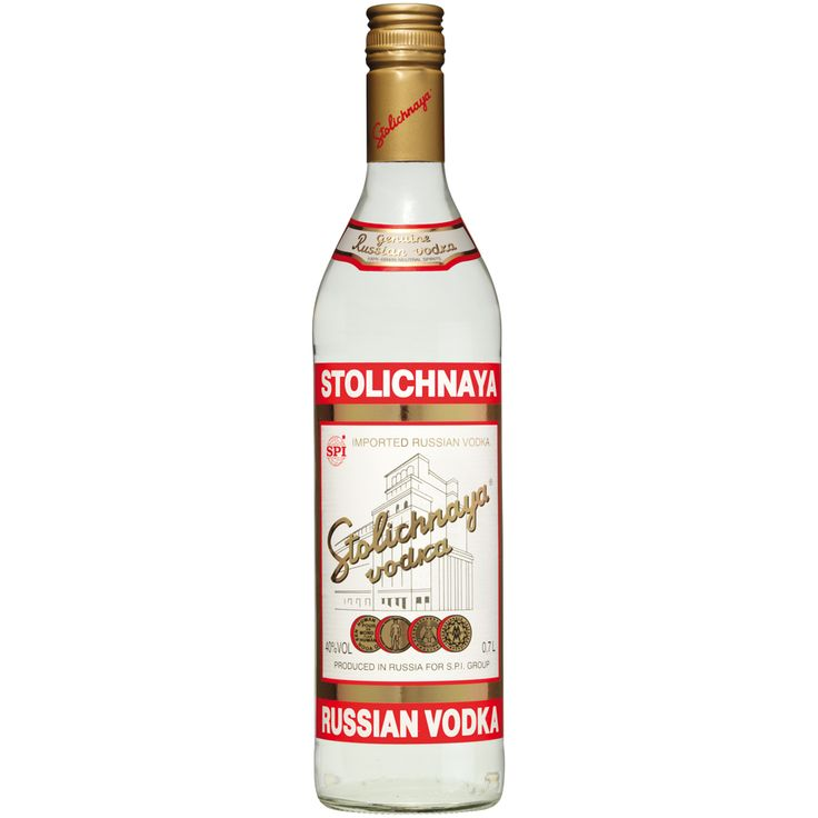 Stoli - Stolichnaya - used to be THE russian vodka - Trademark fights have limited its ability to capitalize on huge brand equity - Premium - No effective ad campaign