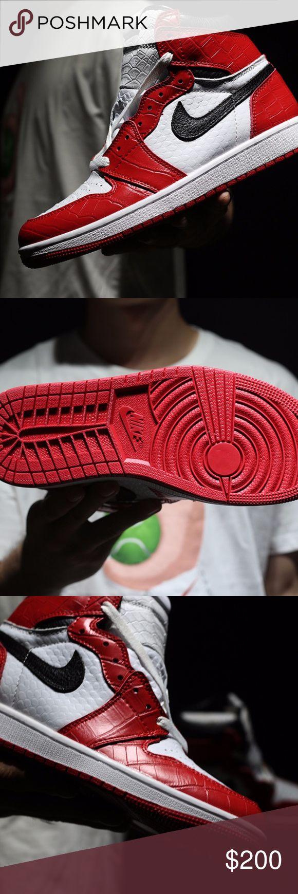 Nike Air Jordan 1 Retro Nike Air Jordan 1 Retro Air Jordan Shoes Sneakers