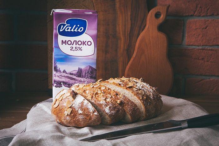 Цельнозерновой хлеб - пошаговый рецепт приготовления с фото