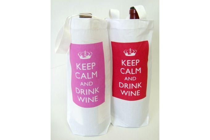 Wine Bag by Big Heart Company on hellopretty.co.za
