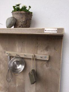 Holzküche Spielküche massiv Kinderküche Design in