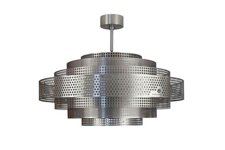 LAMPA nowoczesna niezwykly design SHANGHAI - Archerlamps - Lampy wiszące