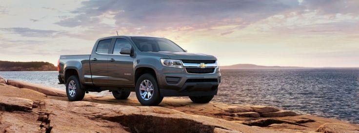 2015 Colorado: Small Truck – Compact Pickup Truck | Chevrolet