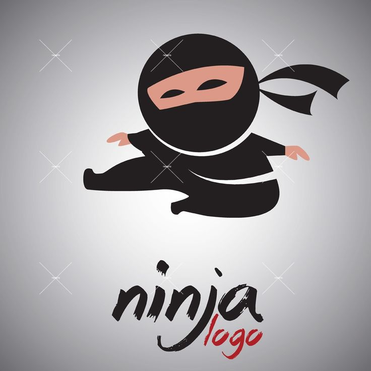 ninja logo 6