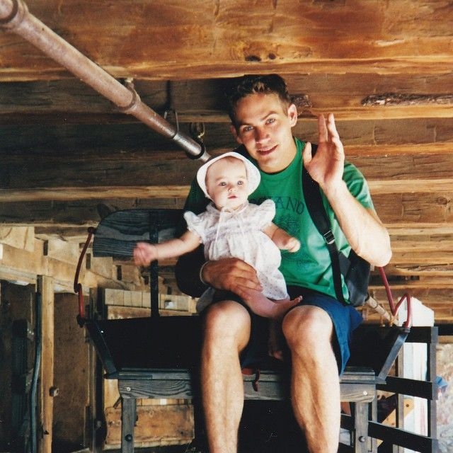Paul Walker's Daughter Shares a Heartbreaking Photo of Her Dad