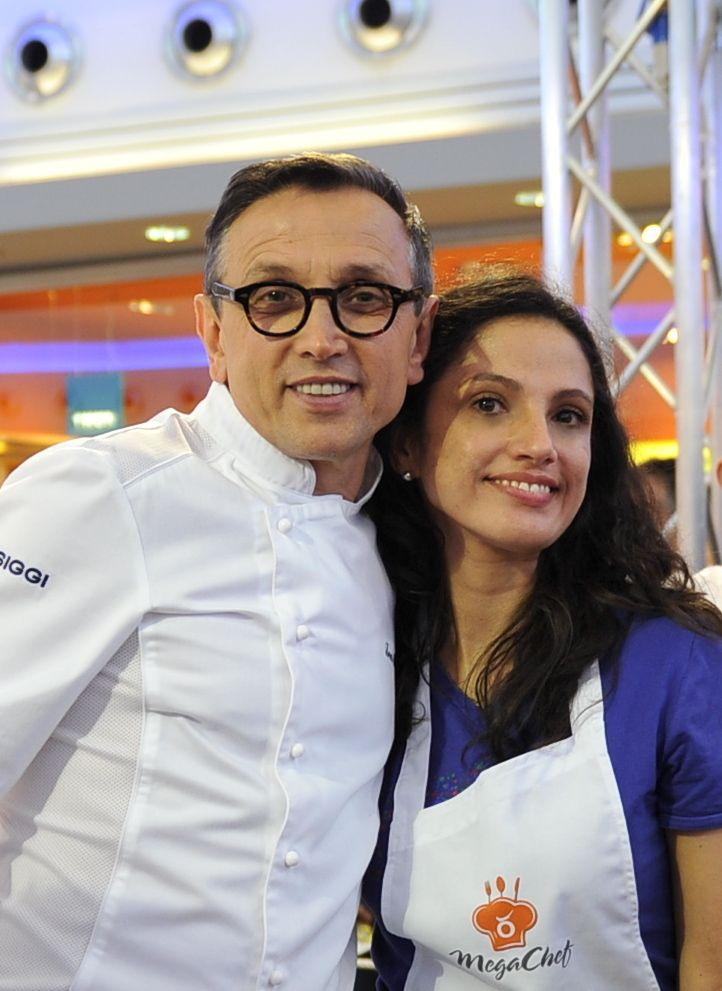 Com chef Bruno Barbieri