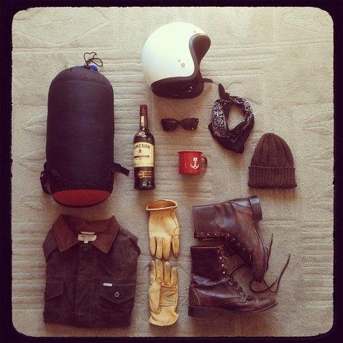 The essentials. #hooliganhoedown