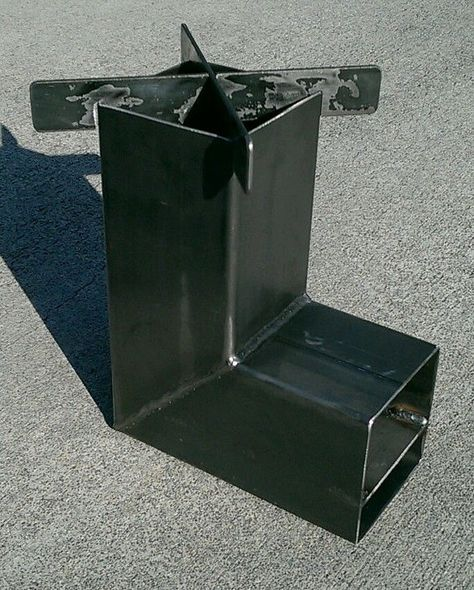 Brand new Rocket Stove.  A great stove for camping, hunting, preppers, survival, emergency and disaster preparedness, etc. Great to have in the event of loss of electricity. Boil water, cook food. Use small twigs, branches, kindling, etc. to cook with.  When disassembled, the stove will easily fit in a plastic, 5 gallon bucket. Along with your stove, you can pack in a disposable lighter and/or matches, tinder/paper/wood, some canned soup, stew, beans, rice, etc. put the lid on the bucket and…