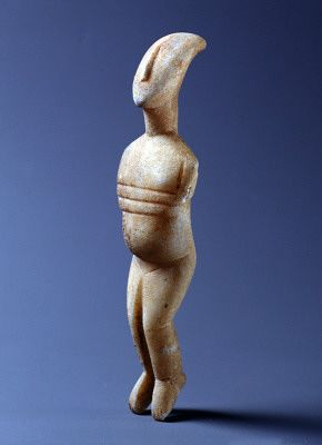 Early Cycladic II period - Syros phase  2800-2300 BC