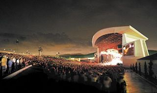 Sleep Train Amphitheatre Chula Vista
