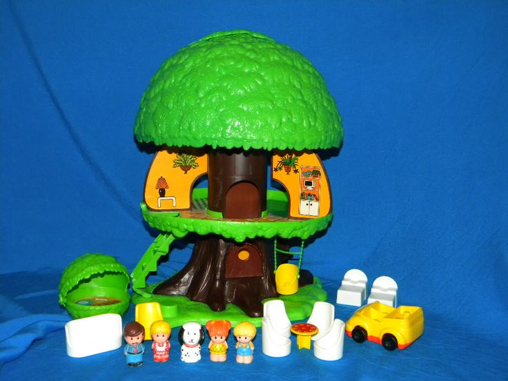 Fisher Price Tree House Toys I Loved Pinterest Trees