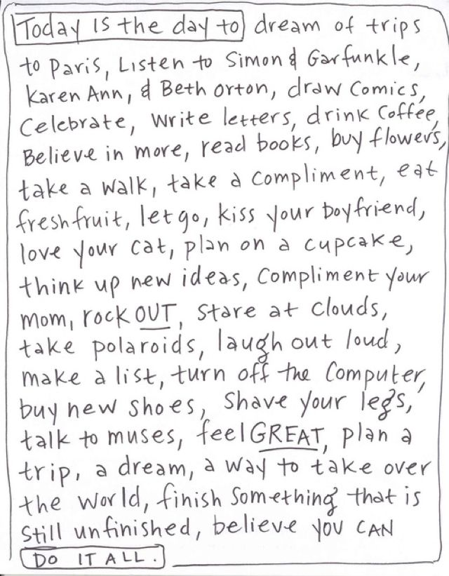 Today is the day... This is great advice, love this: Life, Stuff, Art Journals, Signs Quotes, Today, Things, Heart Speaking, Living, Inspiration Quotes