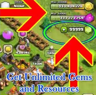 Clash of Clans Hack Cheats iOS Android