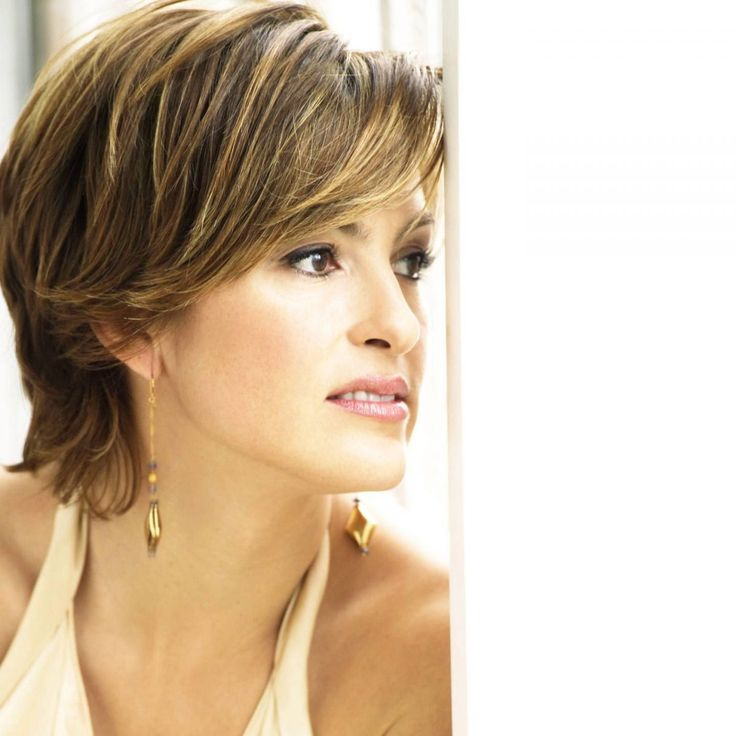 40 Best Short Haircut For Round Face Ideas 14