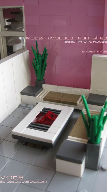 My Lego Cuusoo project! Please vote for it at http://lego.cuusoo.com/ideas/view/37875