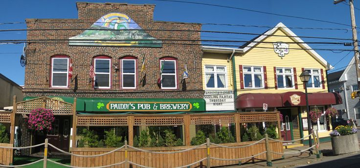paddy's pub wolfville - Google Search