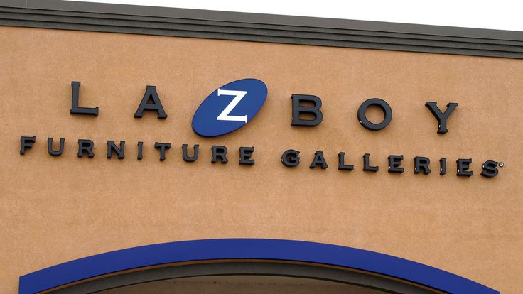 FOX BIZ NEWS: La-Z-Boy shares dive as recliner sales disappoint
