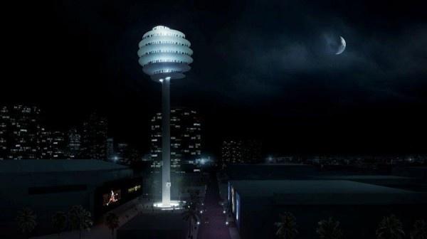 Una nuova torre panoramica a Phoenix firmata BIG   Anteprime dal mondo