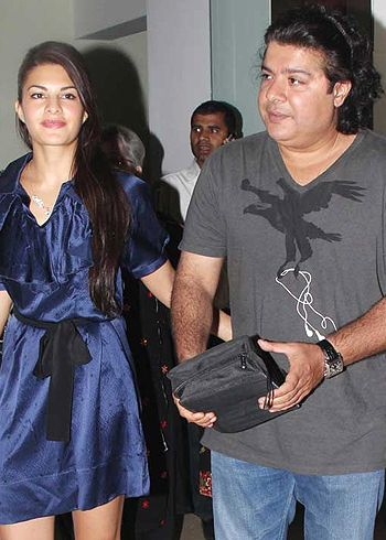 Sajid Khan ousts his ex-girlfriend Jacqueline Fernandez from Humshakal!