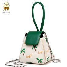 Beibaobao designer vrouwen messenger bags bolsas vrouwen tas merken nieuwe schoudertas hoge kwaliteit lederen handtassen clutch A895/b(China (Mainland))