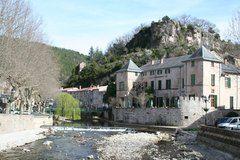 Avène / Avene, Languedoc-Roussillon, France, Europe