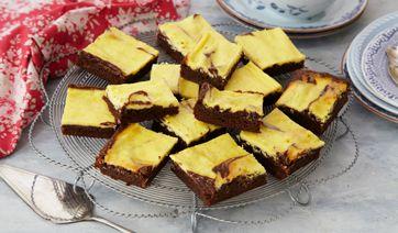 Brownie opskrift med citroncreme