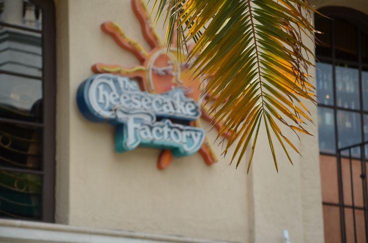 Cheesecake factory_ Miami 2012