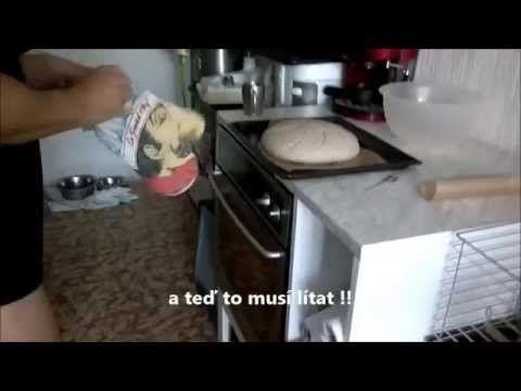 Pečení chleba v 10 bodech #9 - YouTube