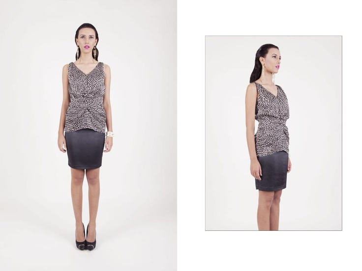 Flute Top from Global Nomad Collection by Namayinda