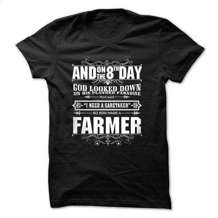 FARMER PRIDE T Shirts, Hoodies, Sweatshirts - #tee times #t shirt design…