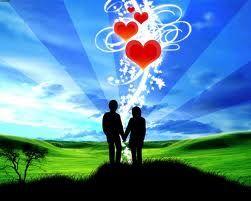 La armonia personal conduce a la armonia de la pareja. Lo semajante atrae lo semejante.