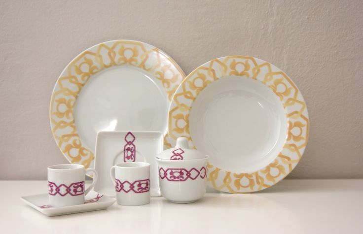 CeramIdea, Classic Collection design Angelica Degasperi
