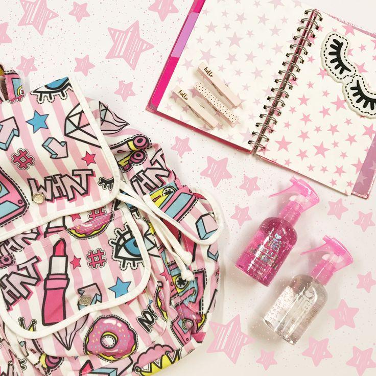 Back To School! #backpacks #ntbbeautyandfun #splash #stars #nautyblue