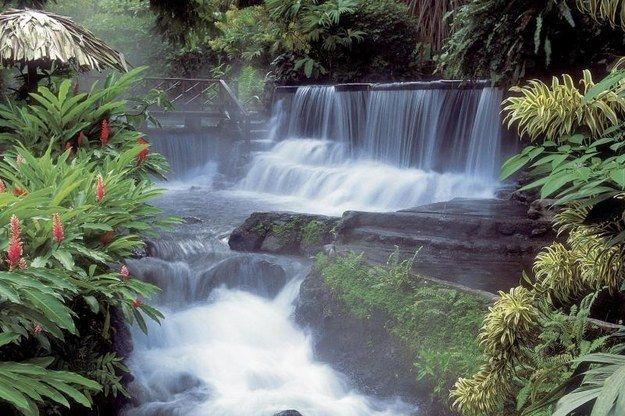 Arenal Hot Springs, Costa Rica | 19 Hot Springs That Are The Earth's Greatest Gift To Mankind