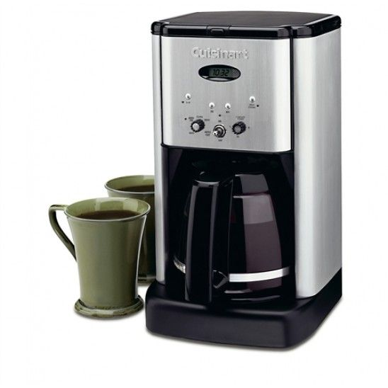 Cuisinart Brew Central 12 cup coffee machine