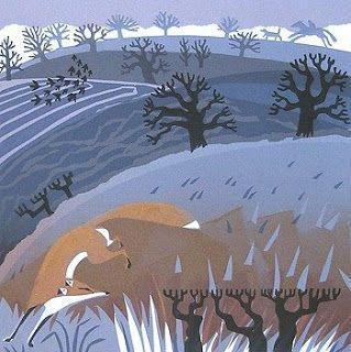 Grey Fox by Carry Akroyd
