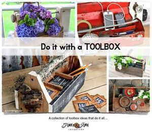 If you are a lover of antiques, chances are, you have a few rusty antique tools in your collection. What is it about that rusty patina that pulls us in so?! I mean, think about it. No one would use an...
