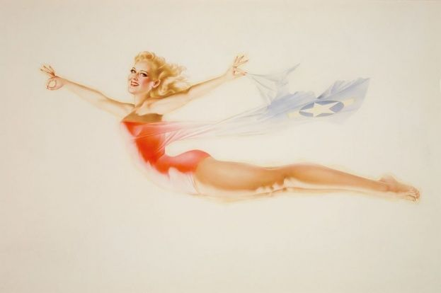 the art of pin up ......... http://athensflyers.gr/