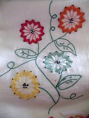 flores de espiguilha