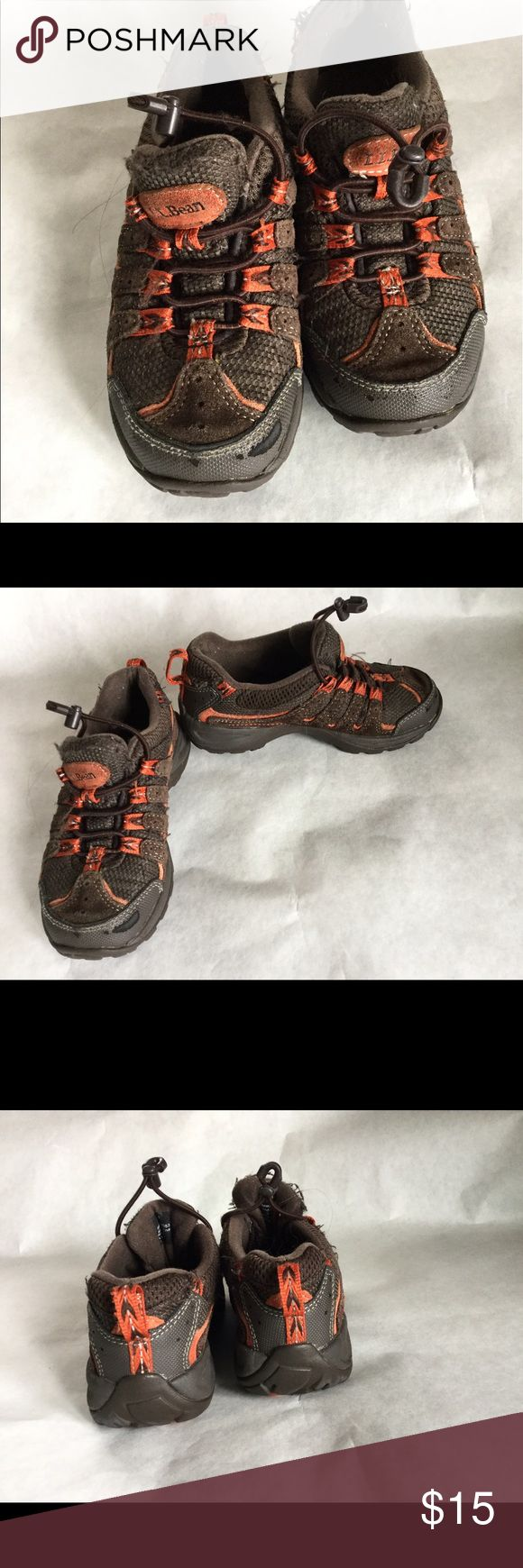 LL Bean Shoes LL Bean shoes ... lightly worn .. smoke free.. LL Bean Shoes Sneakers
