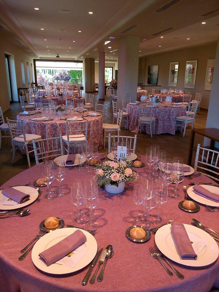 El Salón del Palacete de Fina. #boda #toledo #cigarral
