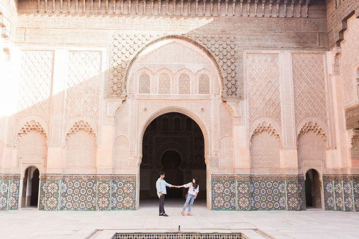 jemaa el fna marrakech, Ben Youssef Madrasa