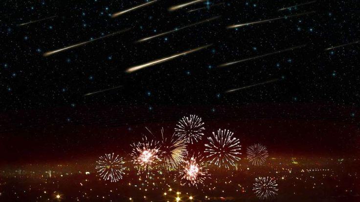 Meteoritenschauer über Neuseeland - News Ausland - Bild.de